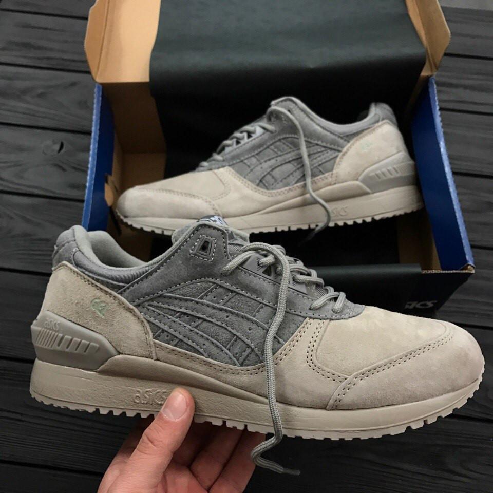 Мужские кроссовки Asics Gel Respector Lt grey