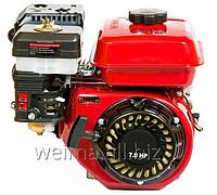Бензиновый двигатель Weima WM170F-T/20 NEW (для WM1100C-шлицы 20 мм), бенз 7.0 л.с. для мотоблоков