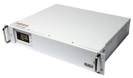 Источник бесперебойного питания Powercom SMK-2500A-LCD-RM, фото 2