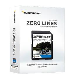 Humminbird Autochart ZERO LINES EU