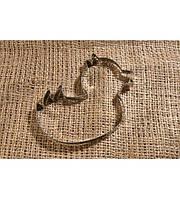 Каттер для печенья и пряников Утенок