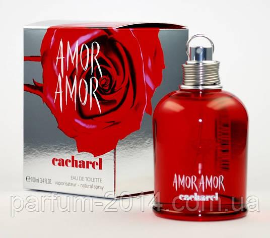 Женская туалетная вода Cacharel Amor Amor (реплика), фото 2