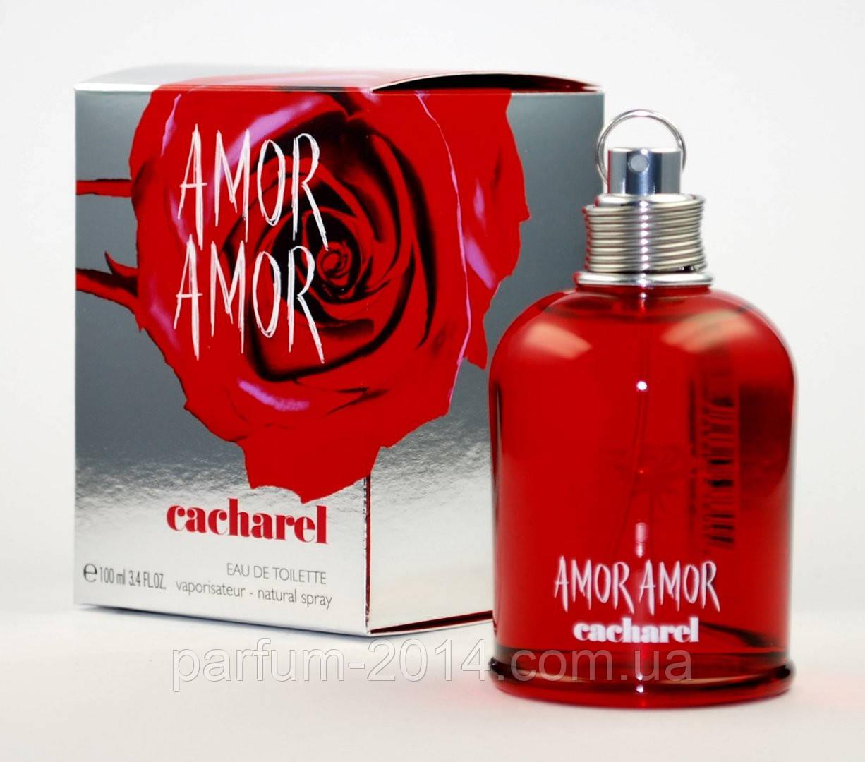 Женская туалетная вода Cacharel Amor Amor (реплика)