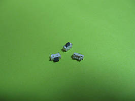 Кнопка тактовая 2x4x3,5 mm SMD