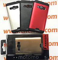 Чехол Motomo для Samsung Galaxy S3 i9300 алюминиевый