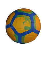 Мяч футбольный клубный цвет в ассортименте FT934. М'яч футбольний
