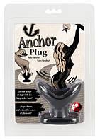 Анальная пробка расширяющаяся Anchor Plug, Германия