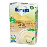 Каша безмолочная органическая пшеничная Humana