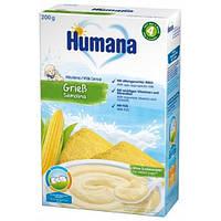 Каша молочная кукурузная Humana 250г