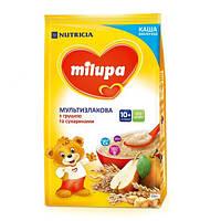 Каша молочная Мультизлаковая с сухариками и грушей Milupa