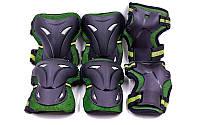 Защита для взрослых Zelart SK-3505 (наколенники,налокот,перчатки)
