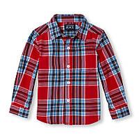 Рубашка хлопковая 1,5-4 года
