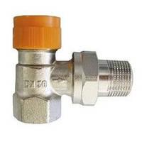 Кран  термостатический угловой 20*1/2 - под, ASG
