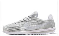 Кроссовки мужские Nike cortez ultra br grey. интернет магазин обуви, найк кортез
