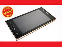 "Samsung Galaxy S7 mini Золотистый - 4"" 2Sim 2Ядра +ЧЕХОЛ Android"