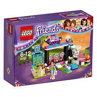 Конструктор Парк развлечений: игровые автоматы Friends Lego