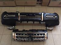 Рестайлинг Mitsubishi Pajero Wagon 4 2015