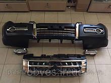 Рестайлинг Mitsubishi Pajero Wagon IV 2015