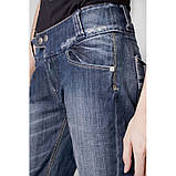 Шорты - бриджи джинсовые с подворотом Picnic ВЕСНА/ЛЕТО, фото 2