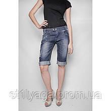 Шорти - джинсові бриджі з підворотом Picnic ВЕСНА/ЛІТО