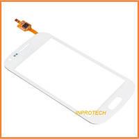 Сенсор (тачскрин) Samsung GT-S7562 Galaxy S Duos White Original