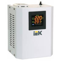 Стабилизатор напряжения  Boiler 0,5 кВА рел. настен. IEK (IVS24-1-00500)