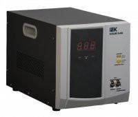 Стабилизатор напряжения Ecoline 10 кВА рел. перен. IEK (IVS26-1-10000)