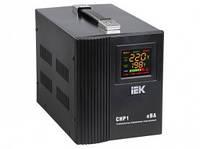 Стабилизатор напряжения Home  1 кВА (СНР1-0-1) рел.перен. IEK Акция (IVS20-1-01000A), фото 1