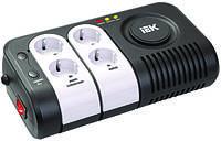 Стабилизатор напряжения Simple 1 кВА рел. стац. IEK (IVS25-1-01000)