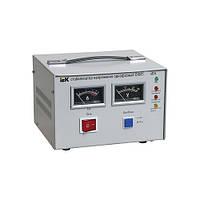 Стабилизатор напряжения СНИ1-1 кВА однофазный, IEK (IVS10-1-01000)