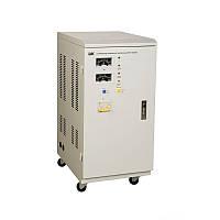Стабилизатор напряжения СНИ1-20 кВА эл-механ. однофазный IEK (IVS10-1-20000)