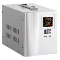 Стабилизатор напряжения Prime  2 кВА симист. перен. IEK (IVS31-1-02000)