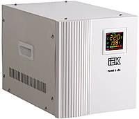 Стабилизатор напряжения Prime  3 кВА симист. перен. IEK (IVS31-1-03000)