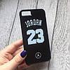 Пластиковый зеркальный чехол Jordan для iPhone 5/5s/se, фото 4