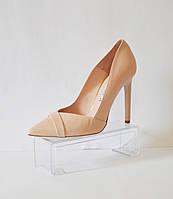 Женские туфли пудра Bravo Moda 1417