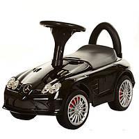 Детская машинка каталка толокар Bambi M 3189S-2 Mercedes музыка EVA колеса Покраска