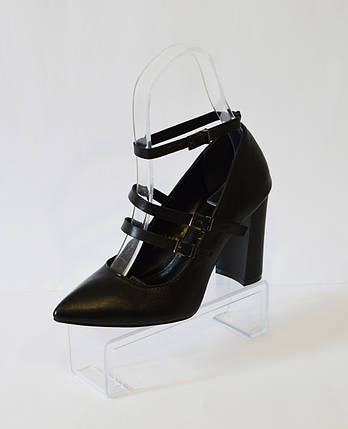 Женские кожаные туфли Nivelle 1767, фото 2