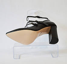 Женские кожаные туфли Nivelle 1767, фото 3