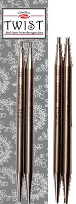 Съемные металлические спицы  6.5 мм,10 см, L