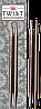 Съемные металлические спицы  2.5 мм,10 см, M