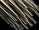 Съемные металлические спицы  2.5 мм,10 см, M, фото 3