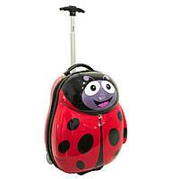 Выбираем детский чемодан