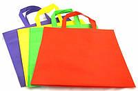 Эко сумки спанбонд пошив оптом, промо сумки из льна и джута на заказ., фото 1