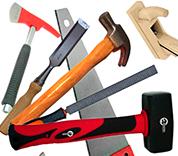 Столярный и слесарный ручной инструмент
