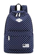 Школьный рюкзак в горох, фото 1