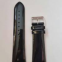 Кожаный ремень Stailer-  лакированный и без прошивки, изготовлен из натуральной кожи с нубуковой подкладкой