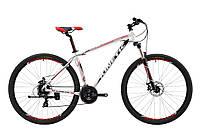 """Велосипед KINETIC CRYSTAL 29"""", рама 17"""", белый"""