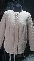 Куртка  женская  стильная  демисезонная