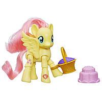 Май литл пони My Little Pony Флатершай c артикуляцие (My Little Pony Explore Equestria Fluttershy) Hasbro