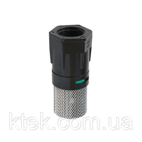 Донний фільтр зі зворотним клапаном Foot valve vantage Ø 25 мм